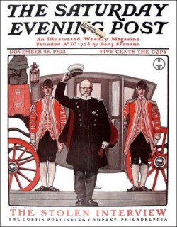 Saturday Evening Post - November 28, 1903