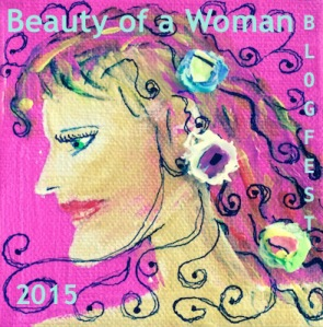 Beauty of a Woman Blogfest logo