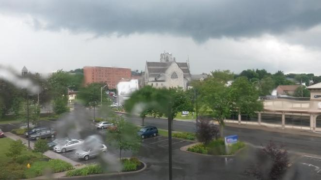 Storm Clouds in Auburn