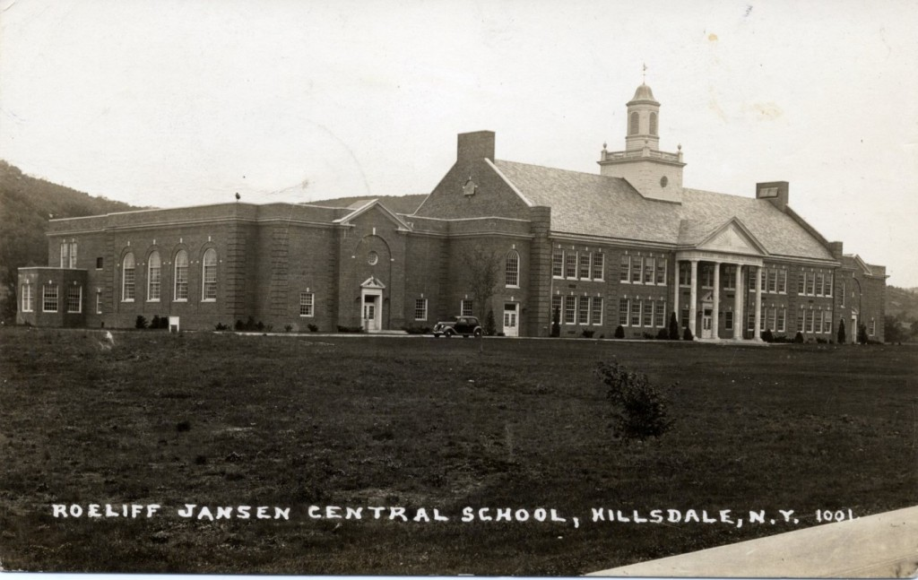 My elementary school (long before I attended). I'm not going back!