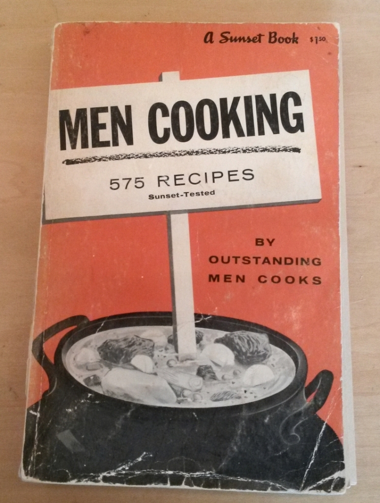 A cookbook reflects its times.